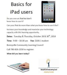 iPadCourse