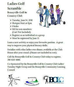 LadiesGolfScramble